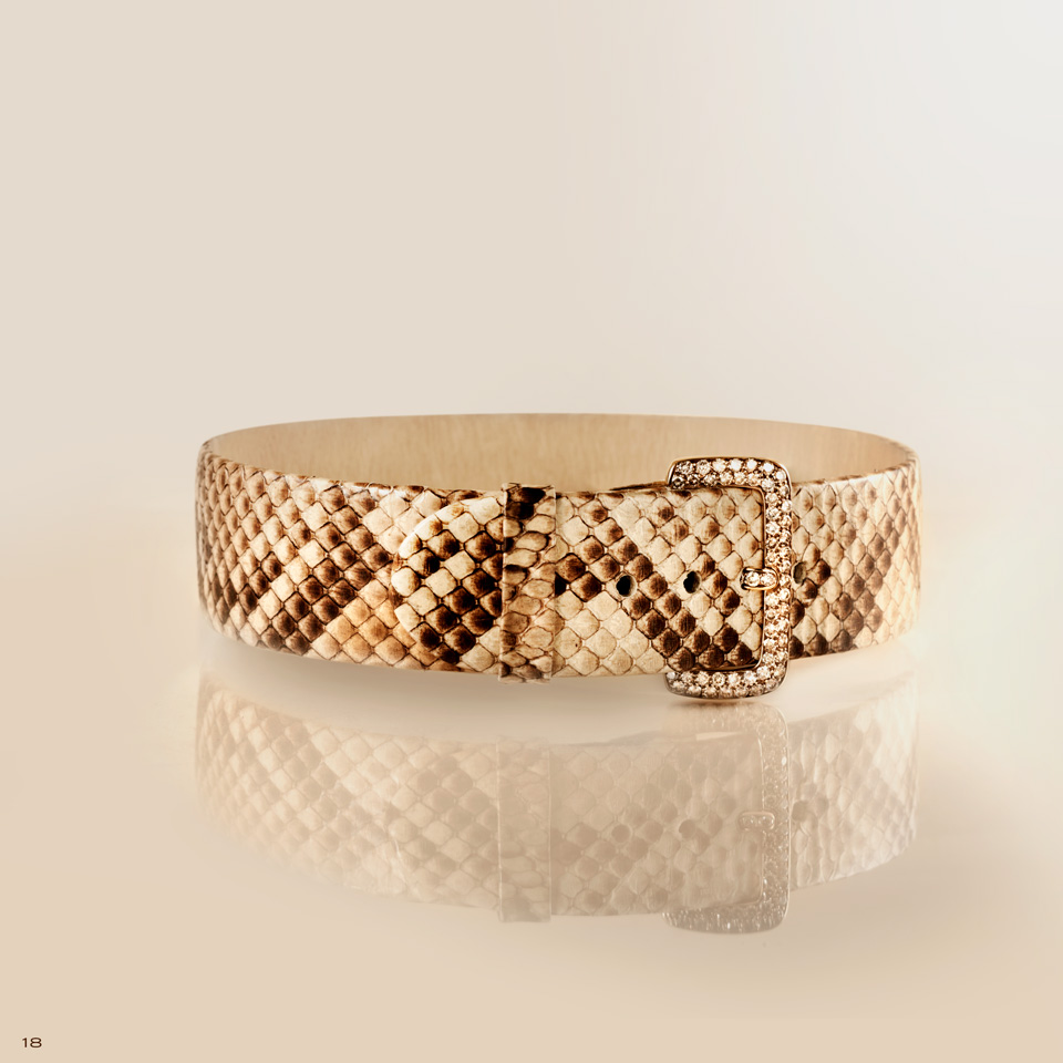 PYTHON Bracelet python python snakeskin bracelet snakeskin bangle diamond clasp diamond bangle diamond bracelet 750/000 rose gold rose gold bracelet rose gold bangle bracelets Munich