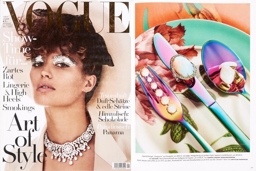 Vogue Januar 2017