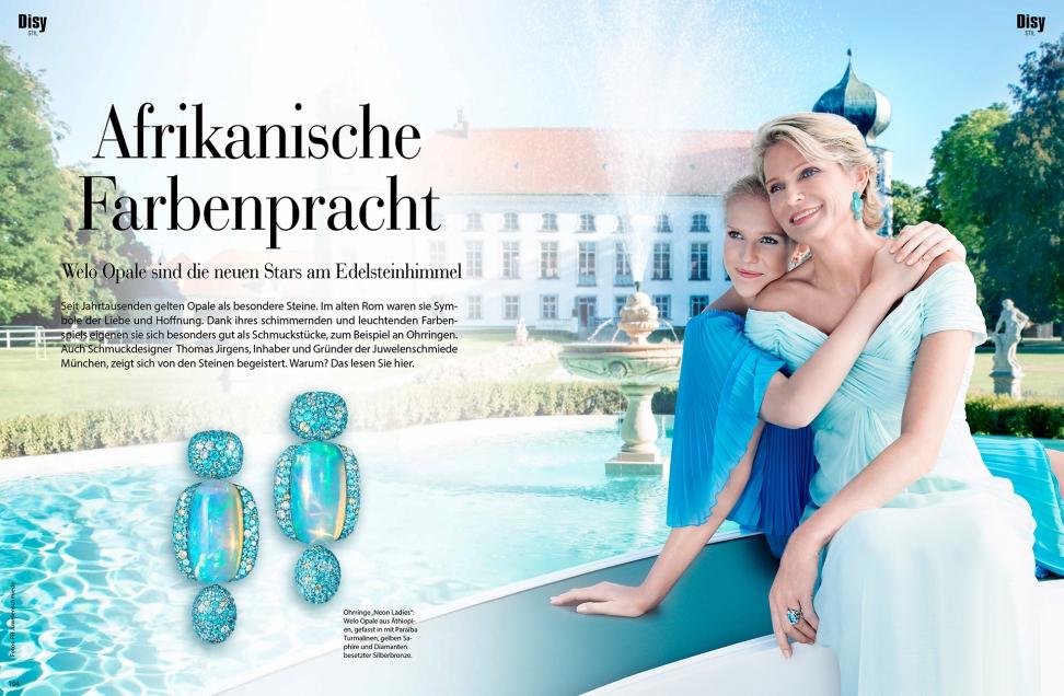 Disy Magazine - Welo Opale