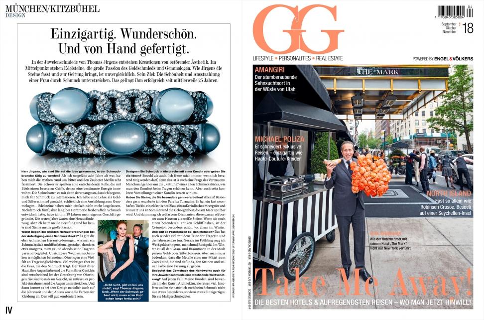 GG Magazin - Engel & Völkers Herbst 2018