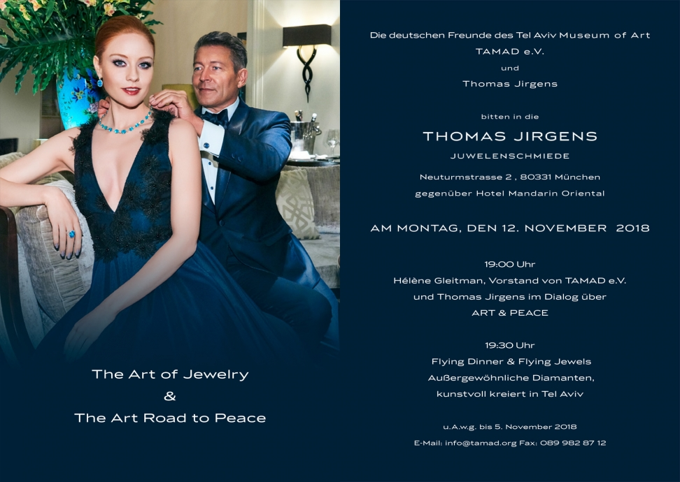 The Art of Jewelry & The Art Road to Peace