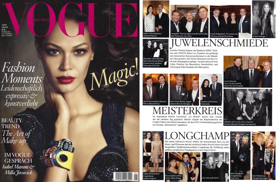 Vogue Januar 2014
