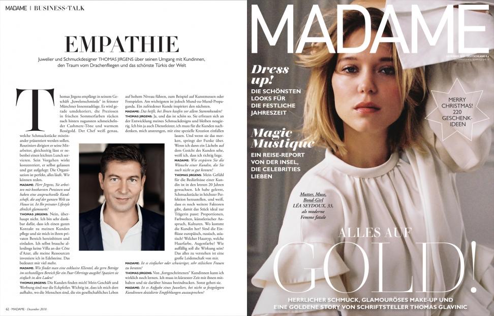 Madame Dezember 2018