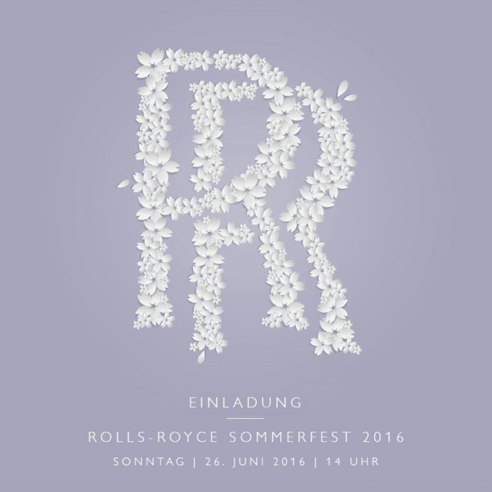 5th Birthday of Rolls-Royce Munich