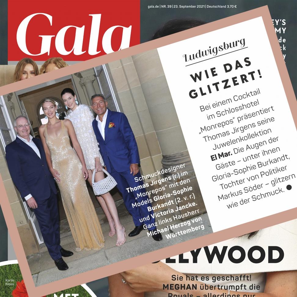 Gala September 2021 - Schloss Monrepos